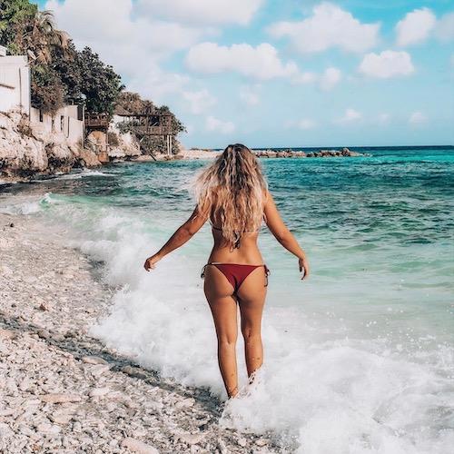 Nederlandse Travel Influencer Eva Luitsz in de influencer DNA top 30 lijst
