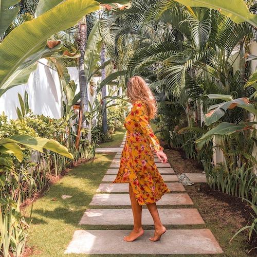 Nederlandse Travel Influencer Evelien Longfield in de influencer DNA top 30 lijst