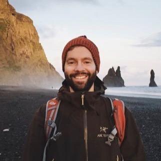 Nederlandse Travel Influencer Herbert Schröer in de influencer DNA top 30 lijst