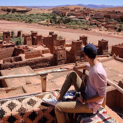 Nederlandse Travel Influencer Hugo Nijentap in de influencer DNA top 30 lijst