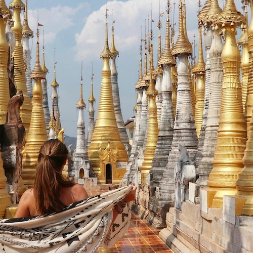 Nederlandse Travel Influencer Lisette van Beek in de influencer DNA top 30 lijst