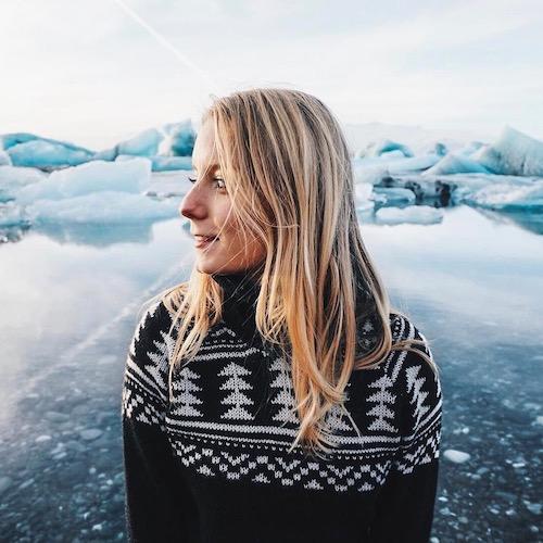 Nederlandse Travel Influencer Lisa Kolster in de influencer DNA top 30 lijst