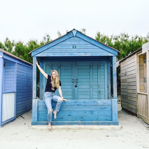Nederlandse Travel Influencer Marloes de Hooge in de influencer DNA top 30 lijst