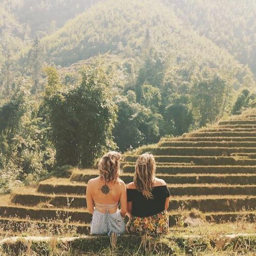 Nederlandse Travel Influencer Laura Coolen in de influencer DNA top 30 lijst