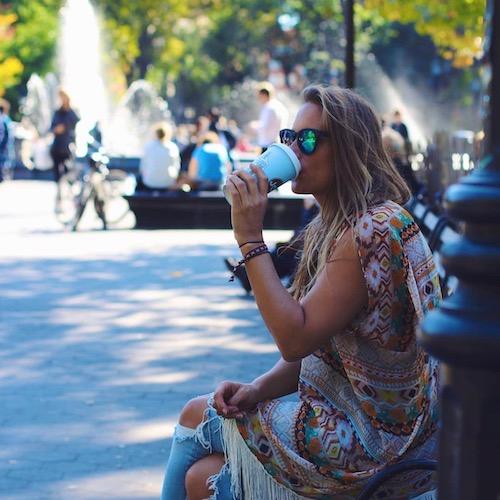 Nederlandse Travel Influencer Rebecca Boektje in de influencer DNA top 30 lijst
