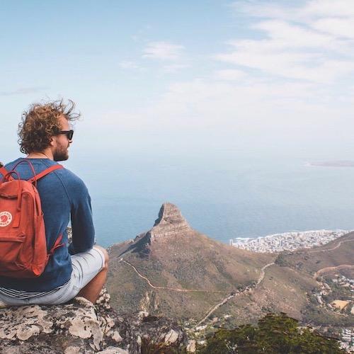 Nederlandse Travel Influencer Roell de Ram in de influencer DNA top 30 lijst