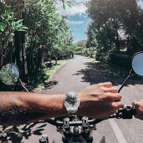 Nederlandse Travel Influencer Ruben Visser 't Hooft in de influencer DNA top 30 lijst