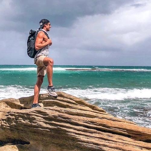 Nederlandse Travel Influencer Jan Hilgers in de influencer DNA top 30 lijst