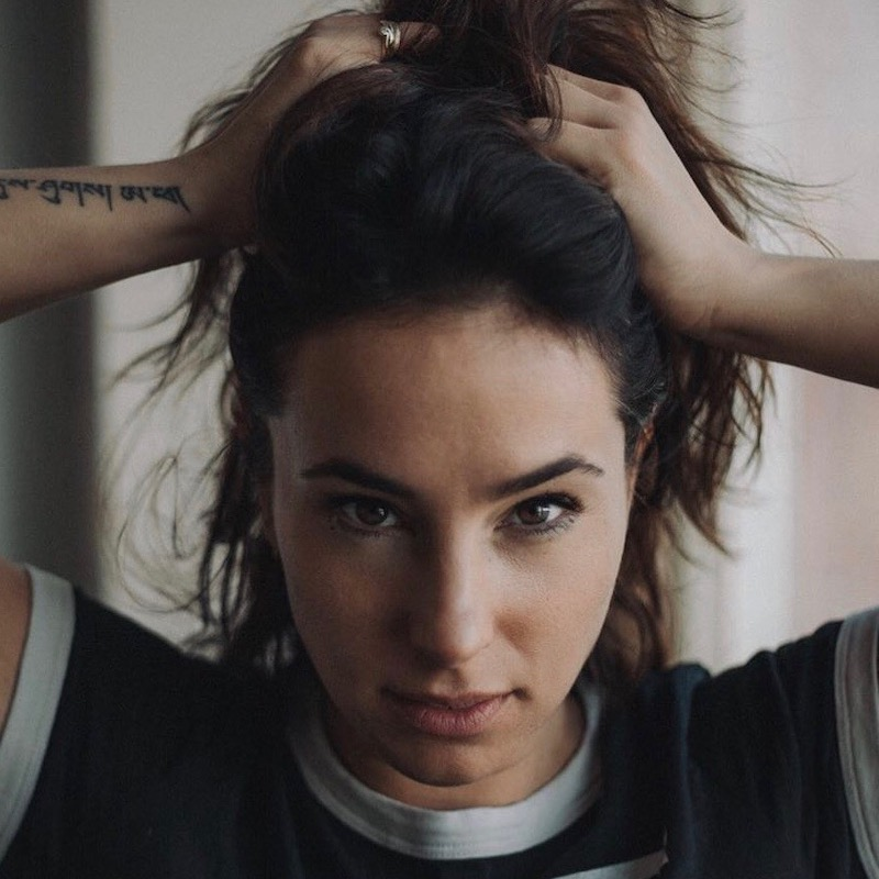 Nederlandse Sport Influencer Amber de Lang in de influencer DNA top 30 lijst