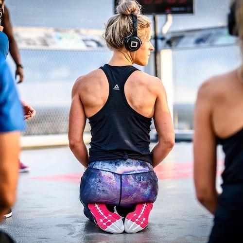 Nederlandse Sport Influencer Anne-Marie Man in de influencer DNA top 30 lijst