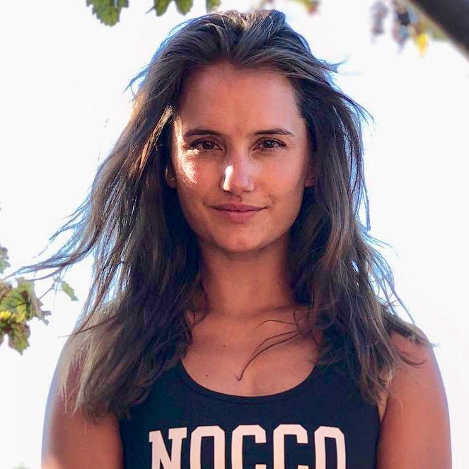 Nederlandse Sport Influencer Christel van der Nol in de influencer DNA top 30 lijst