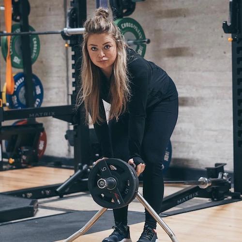Nederlandse Sport Influencer Inger Vierhout in de influencer DNA top 30 lijst