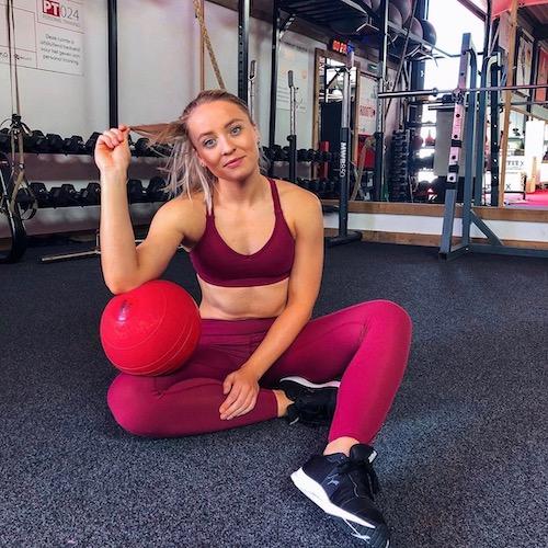 Nederlandse Sport Influencer Ida van de Kamer in de influencer DNA top 30 lijst