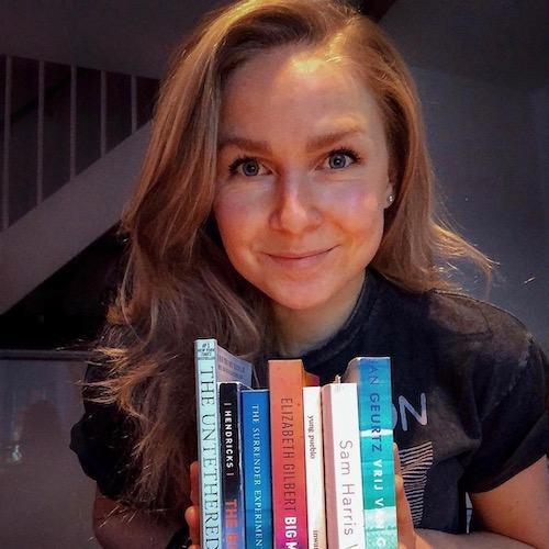 Nederlandse Sport Influencer Joy Bouwmeester in de influencer DNA top 30 lijst