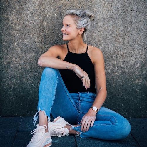 Nederlandse Sport Influencer Judith Noordzij in de influencer DNA top 30 lijst