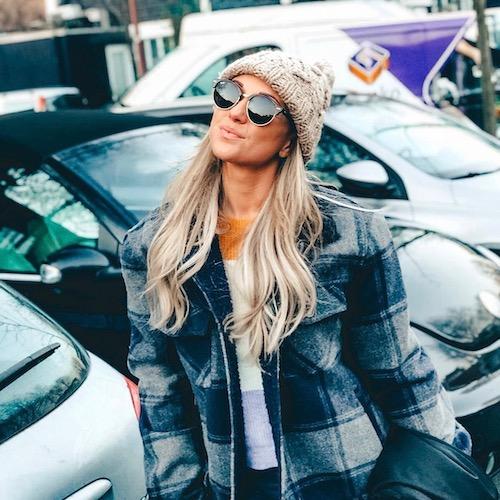 Nederlandse Sport Influencer Joyce van Egmond in de influencer DNA top 30 lijst
