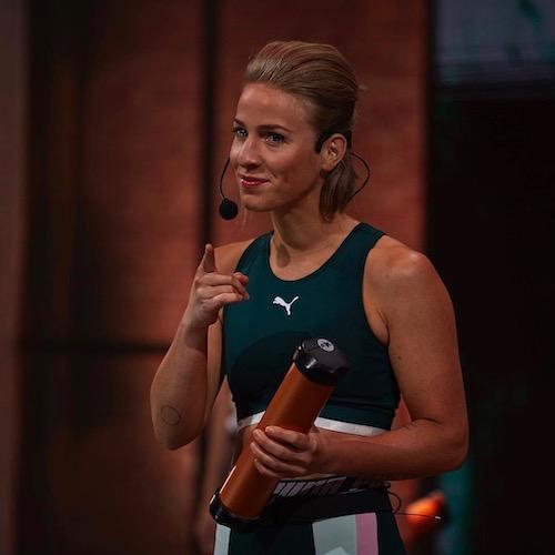 Nederlandse Sport Influencer Lienke de Jong in de influencer DNA top 30 lijst
