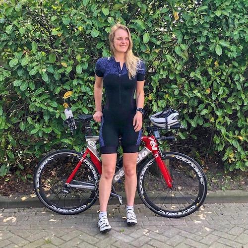 Nederlandse Sport Influencer Maartje van Gestel in de influencer DNA top 30 lijst