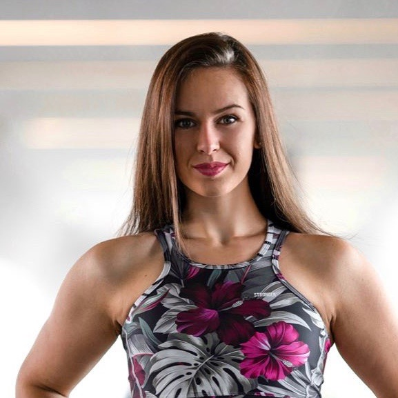 Nederlandse Sport Influencer Marissa Kyara in de influencer DNA top 30 lijst