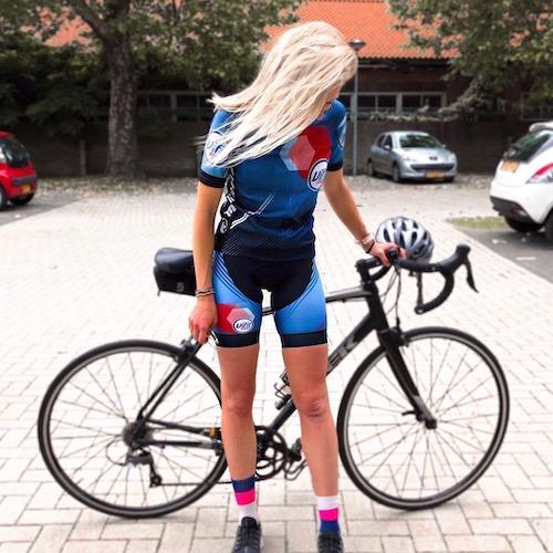 Nederlandse Sport Influencer Monique van de Velde in de influencer DNA top 30 lijst