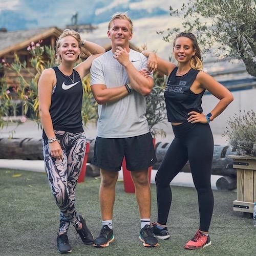 Nederlandse Sport Influencer Milou Turpijn in de influencer DNA top 30 lijst