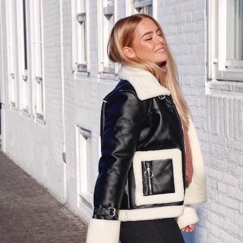 Nederlandse Sport Influencer Nienke Kampman in de influencer DNA top 30 lijst