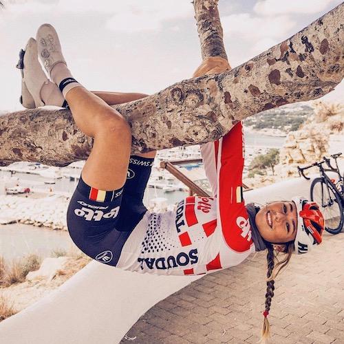 Nederlandse Sport Influencer Puck Moonen in de influencer DNA top 30 lijst