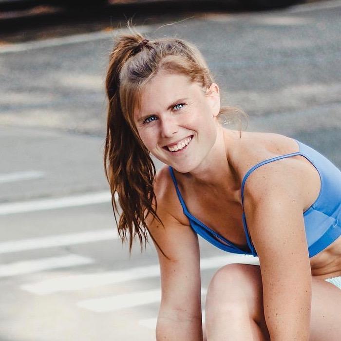 Nederlandse Sport Influencer Suzanne Brummel in de influencer DNA top 30 lijst
