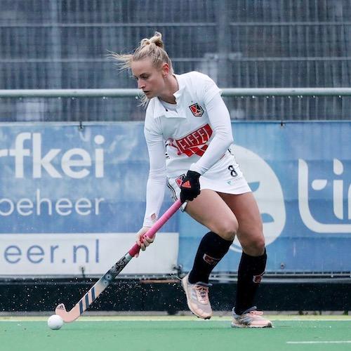 Nederlandse Sport Influencer Charlotta Vega in de influencer DNA top 30 lijst