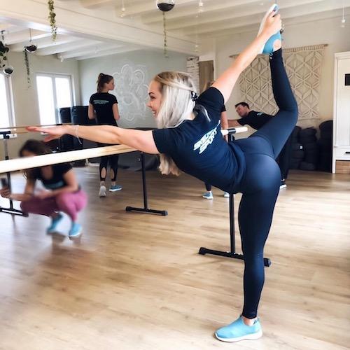 Nederlandse Sport Influencer Yvonne van Haastregt in de influencer DNA top 30 lijst