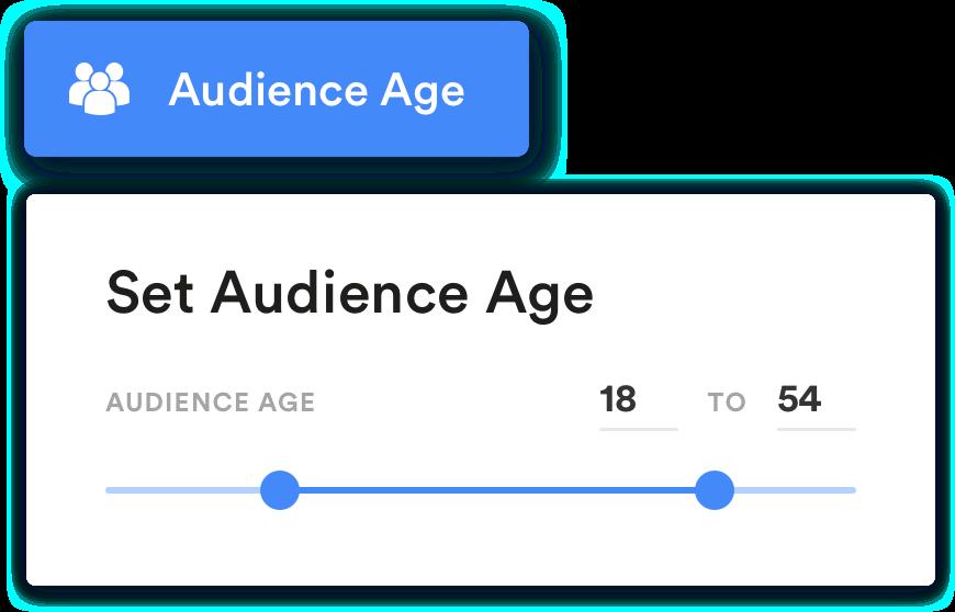 audience leeftijd