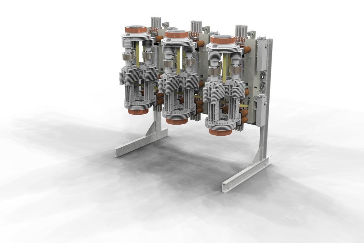 Siemens Leistungsschalter Vakuum Compact