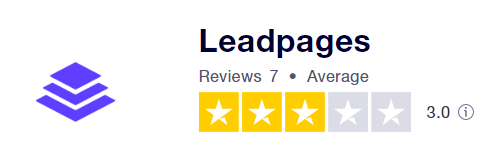 Leadpages Reviews on TrustPilot