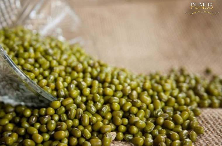 Ăn đậu xanh sống làm chậm kinh nguyệt được không
