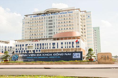 Cắt bao quy đầu ở bệnh viện Đồng Nai