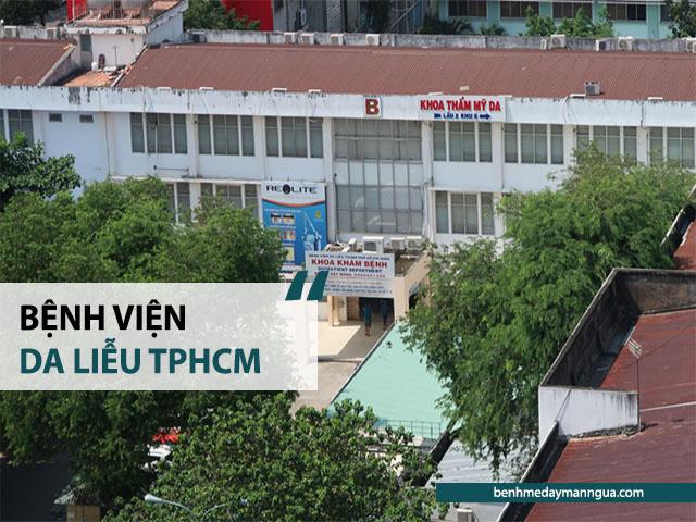 Cắt bao quy đầu ở bệnh viện Da Liễu như thế nào