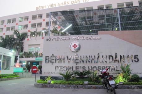 Bệnh viện 115 chuyên khoa gì