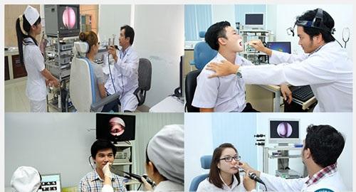 Phòng khám Tai Mũi Họng Quận 12 uy tín tốt nhất
