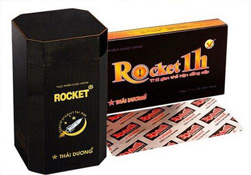 Rocket 1h có bán ở đâu, Có ở tiệm thuốc tây không