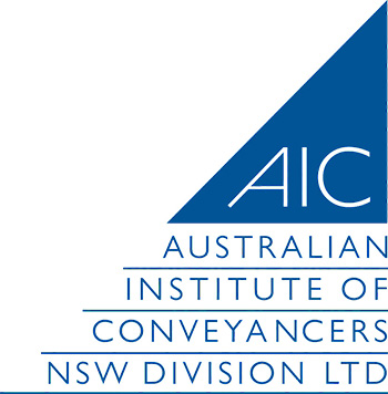 Australian Institute of Conveyancers - NSW Division