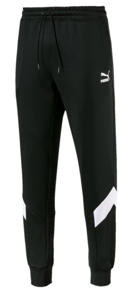 Iconic MCS Puma black track pants from puma.com