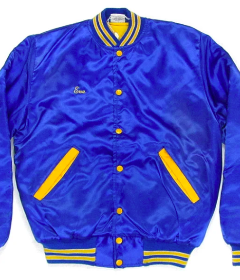NFL CBS Sports Satin Jacket from bigcartel.com