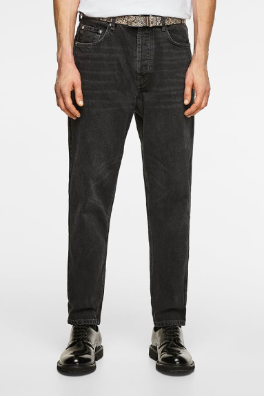 Black Jeans from zara.com