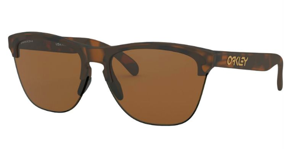 Brown oversized sunglasses from prfo.com