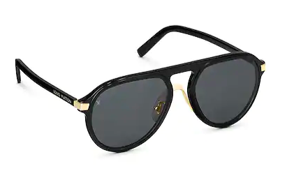 Louis Vuitton orbit sunglasses from louisvuitton.com