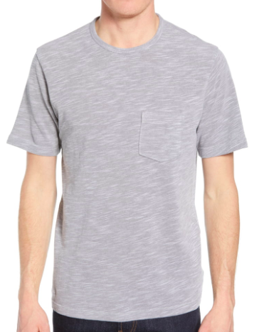 Cotton grey T-Shirt from nordstrom.com