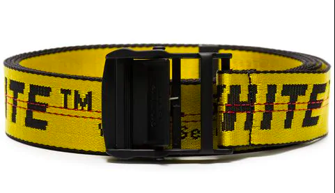 Off-white belt from farfetch.com