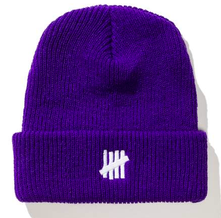 Undefeated icon beanie from undefeated.com