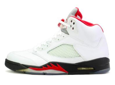 Air Jordan 5 retro sneakers from solesupremacy.com