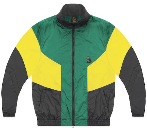 OVO Kingston windbreaker jacket from vi.letgo.com